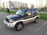 Mitsubishi Pajero Pinin 4x4 superselect                                            2002
